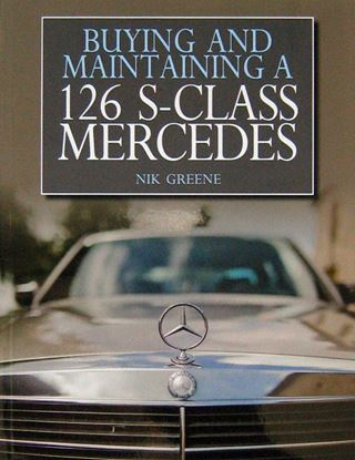 Immagine di BUYING AND MAINTAINING A 126 S-CLASS MERCEDES