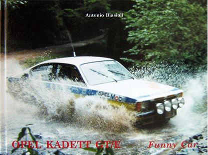 Picture of OPEL KADETT GT/E FUNNY CAR