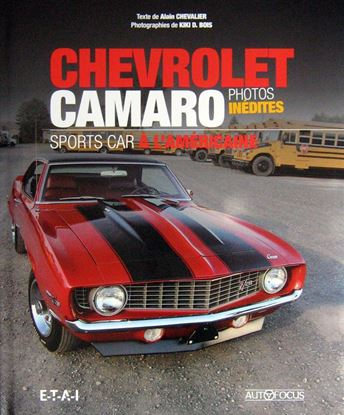 Immagine di CHEVROLET CAMARO SPORTS CAR A L'AMERICAINE