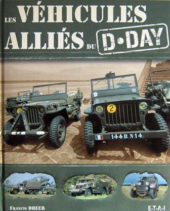 Picture of LES VEHICULES ALLIES DU D-DAY