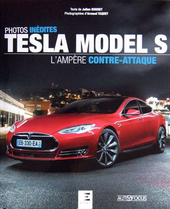 Immagine di TESLA MODEL S L'AMPERE CONTRE ATTAQUE