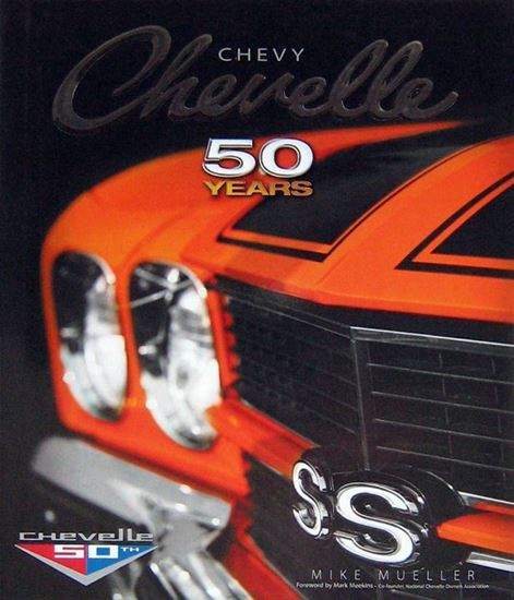 Picture of CHEVY CHEVELLE 50 YEARS
