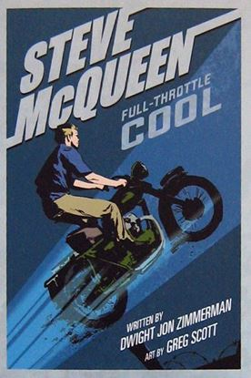 Picture of STEVE McQUEEN: FULL-THROTTLE COOL