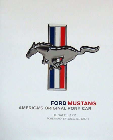 Immagine di FORD MUSTANG AMERICA'S ORIGINAL PONY CAR