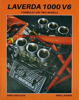 Immagine di LAVERDA 1000 V6 FORMULA 1 ON TWO WHEELS