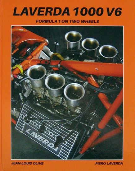 Picture of LAVERDA 1000 V6 FORMULA 1 ON TWO WHEELS