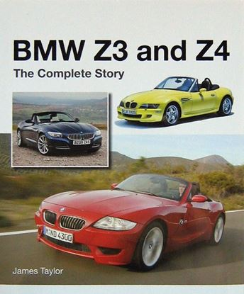 Immagine di BMW Z3 AND Z4 THE COMPLETE STORY