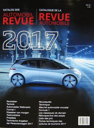 Picture of AUTOMOBIL REVUE 2017