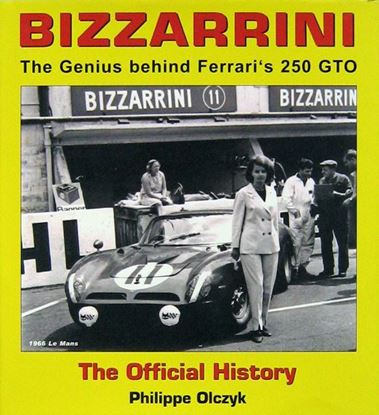Immagine di BIZZARRINI THE GENIUS BEHIND FERRARI'S 250 GTO