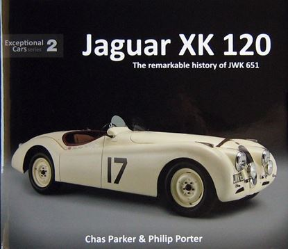 Immagine di JAGUAR XK 120 THE REMARKABLE HISTORY OF JWK 651
