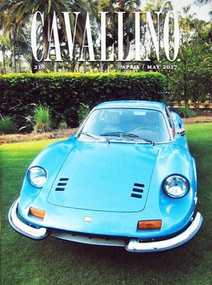 Picture of CAVALLINO THE JOURNAL OF FERRARI HISTORY N° 218 APRIL/MAY 2017