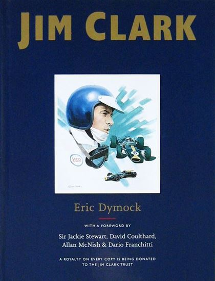 Picture of JIM CLARK TRIBUTE TO A CHAMPION