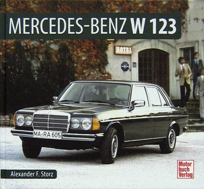 Picture of MERCEDES-BENZ W 123