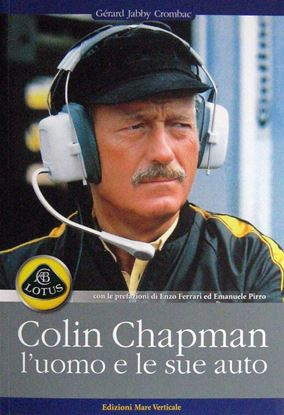 Picture of COLIN CHAPMAN L'UOMO E LE SUE AUTO