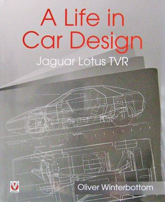 Immagine di A LIFE IN CAR DESIGN JAGUAR LOTUS TVR