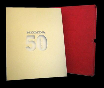 Picture of HONDA 50 ANNI 1948-1998