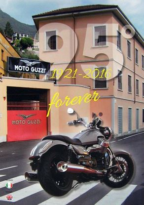 Picture of 95° MOTO GUZZI 1921-2016 FOREVER