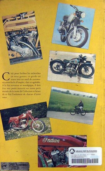 Immagine di GUIDE REYNAUD INTERNATIONAL DE LA MOTO DE COLLECTION