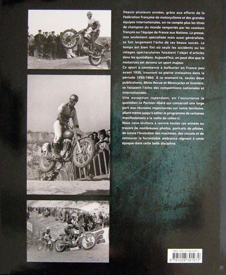 Picture of MOTOCROSS FRANCAIS 1928-1967