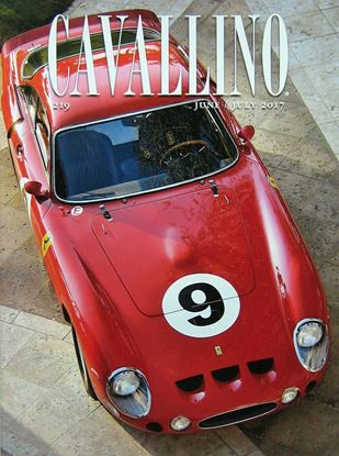 Immagine di CAVALLINO THE JOURNAL OF FERRARI HISTORY N° 219 JUNE/JULY 2017