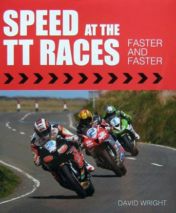 Picture of SPEED AT THE TT RACES FASTER AND FASTER
