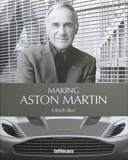MAKING ASTON MARTIN - Libreria dell'Automobile