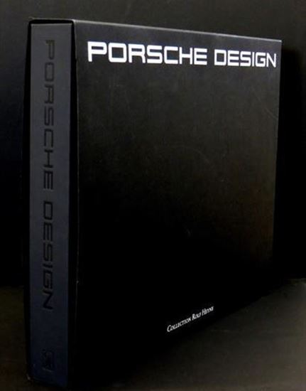 Picture of PORSCHE DESIGN THE BOOK. COLLECTION ROLF HEYNE