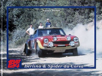 Picture of FIAT 124 BERLINA & SPIDER DA CORSA