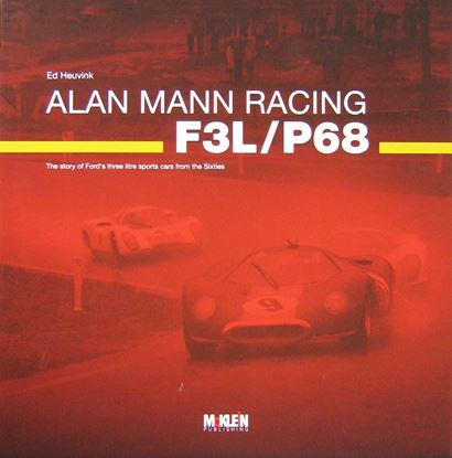Immagine di ALAN MANN RACING F3L/P68