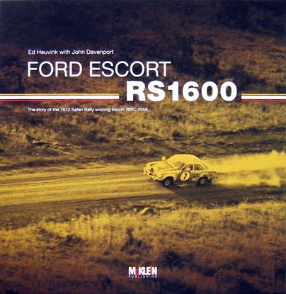 Picture of FORD ESCORT RS 1600