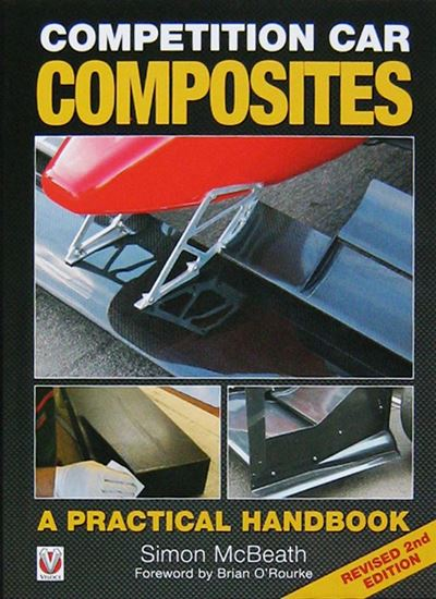 Picture of COMPETITION CAR COMPOSITES: A PRACTICAL HANDBOOK