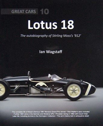 Immagine di LOTUS 18 THE AUTOBIOGRAPHY OF STIRLING MOSS's '912'