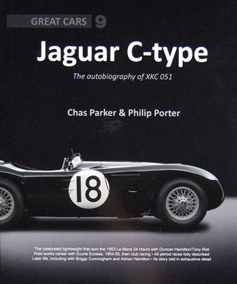 Immagine di JAGUAR C-TYPE THE AUTOBIOGRAPHY OF XKC 051