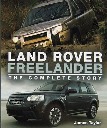 Immagine di LAND ROVER FREELANDER, THE COMPLETE STORY