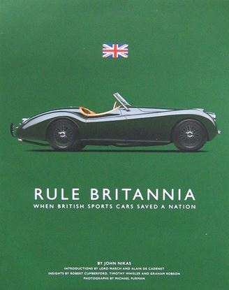 Immagine di RULE BRITANNIA WHEN BRITISH SPORTS CARS SAVED A NATION