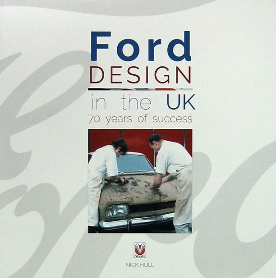 Picture of FORD DESIGN IN THE UK 70 YEARS OF SUCCESS