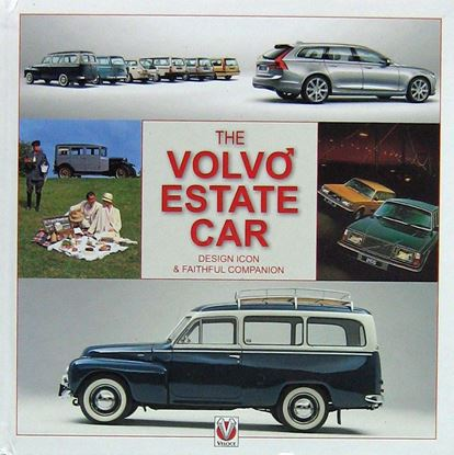 Immagine di THE VOLVO ESTATE DESIGN ICON & FAITHFUL COMPANION
