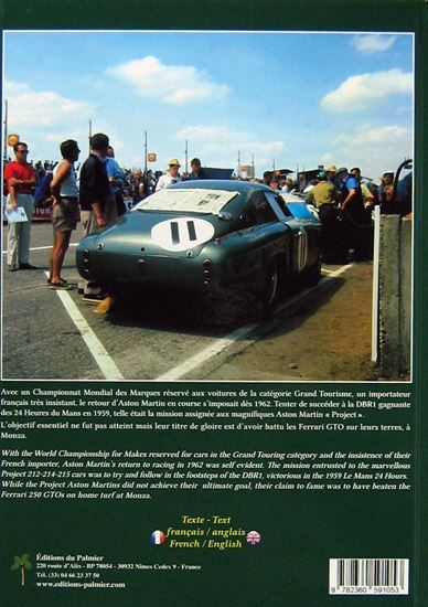 Picture of ASTON MARTIN PROJECT 212 - 214 - 215