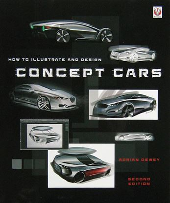 Immagine di HOW TO ILLUSTRATE AND DESIGN CONCEPT CARS. 2a edizione 2017