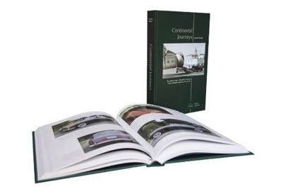 Picture of BENTLEY CONTINENTAL JOURNEYS The Definitive History Of The Bentley R Type And S Type Continental Models From 1952 To 1965