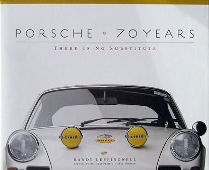 Picture of PORSCHE 70 YEARS There is No Substitute