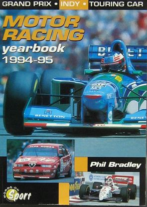 Immagine di MOTOR RACING YEARBOOK 1994-95