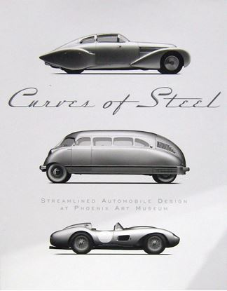 Immagine di CURVES OF STEEL Streamlined Automobile Design at Phoenix Art Museum