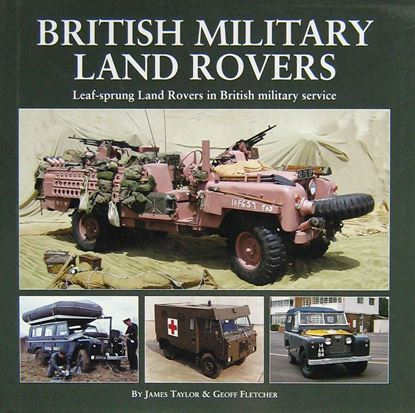 Immagine di BRITISH MILITARY LAND ROVERS
