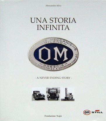 Picture of OM UNA STORIA INFINITA/A NEVER ENDING STORY
