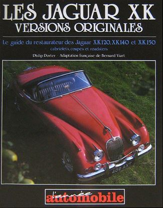 Picture of LES JAGUAR XK EN VERSIONS ORIGINALES