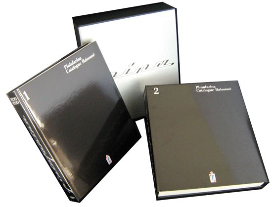 Immagine di PININFARINA CATALOGUE RAISONNE' 1930-1990 (2 VOL.)