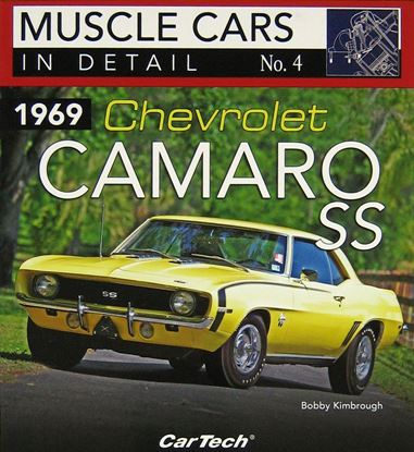 Picture of 1969 CHEVROLET CAMARO SS MUSCLE CARS IN DETAIL N. 4