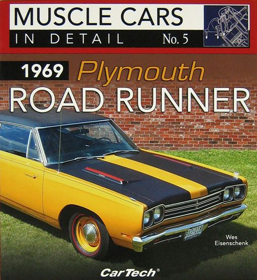 Picture of 1969 PLYMOUTH ROAD RUNNER MUSCLE CARS IN DETAIL N. 5