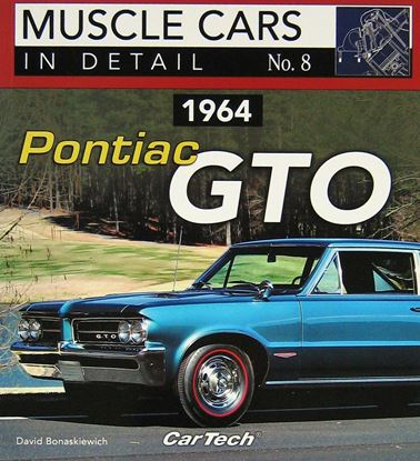 Immagine di 1964 PONTIAC GTO MUSCLE CARS IN DETAIL N. 8